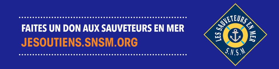 CAMPAGNE DE LA #SNSM - Grande cause nationale 2017 !