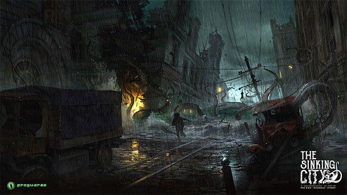 The Sinking City sera édité par Bigben Interactive