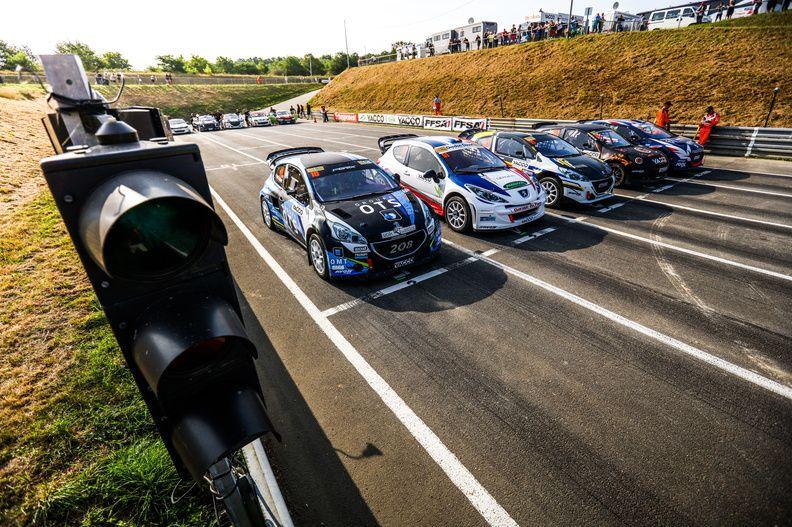 #Sport : Rallycross France #007 #Mayenne 2017 - Avant course
