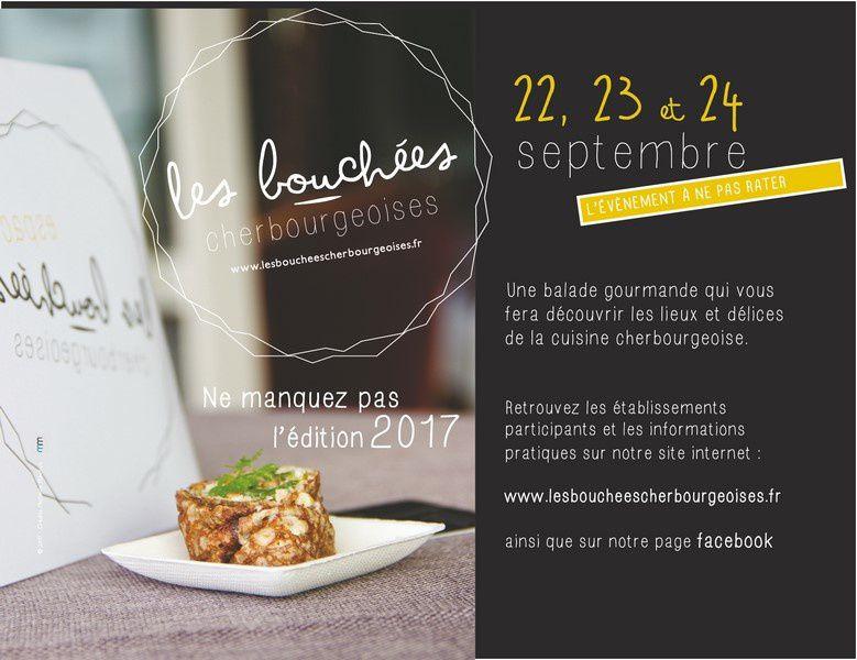 #Cherbourg semaine de la #gastronomie : Beaux-Arts culinaires et Bouchées cherbourgeoises !