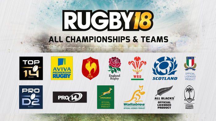 Rugby 18 sortira le 27 octobre 2017