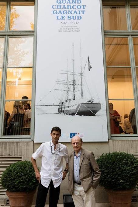 Photo ci-contre : l'exposition a été présentée pour la première fois à Paris en septembre 2016, à la Maison de l'Amérique Latine (Paris)