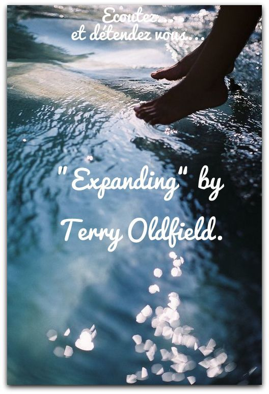 Relaxation: Expanding by Terry Oldfield.