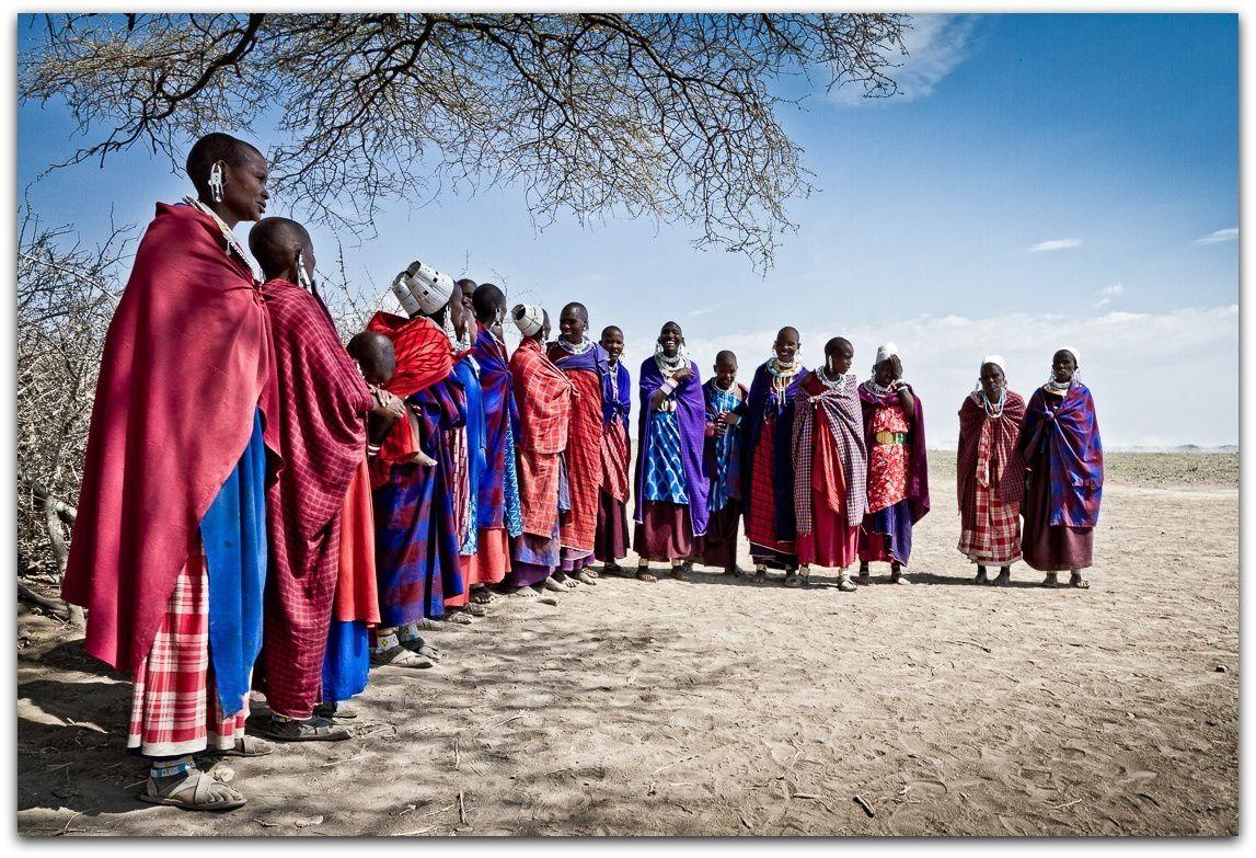 5 leçons de sagesse massaï