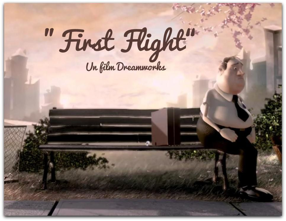 First Flight by Dreamworks