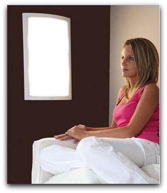 La luminothérapie contre la dépression saisonnière.