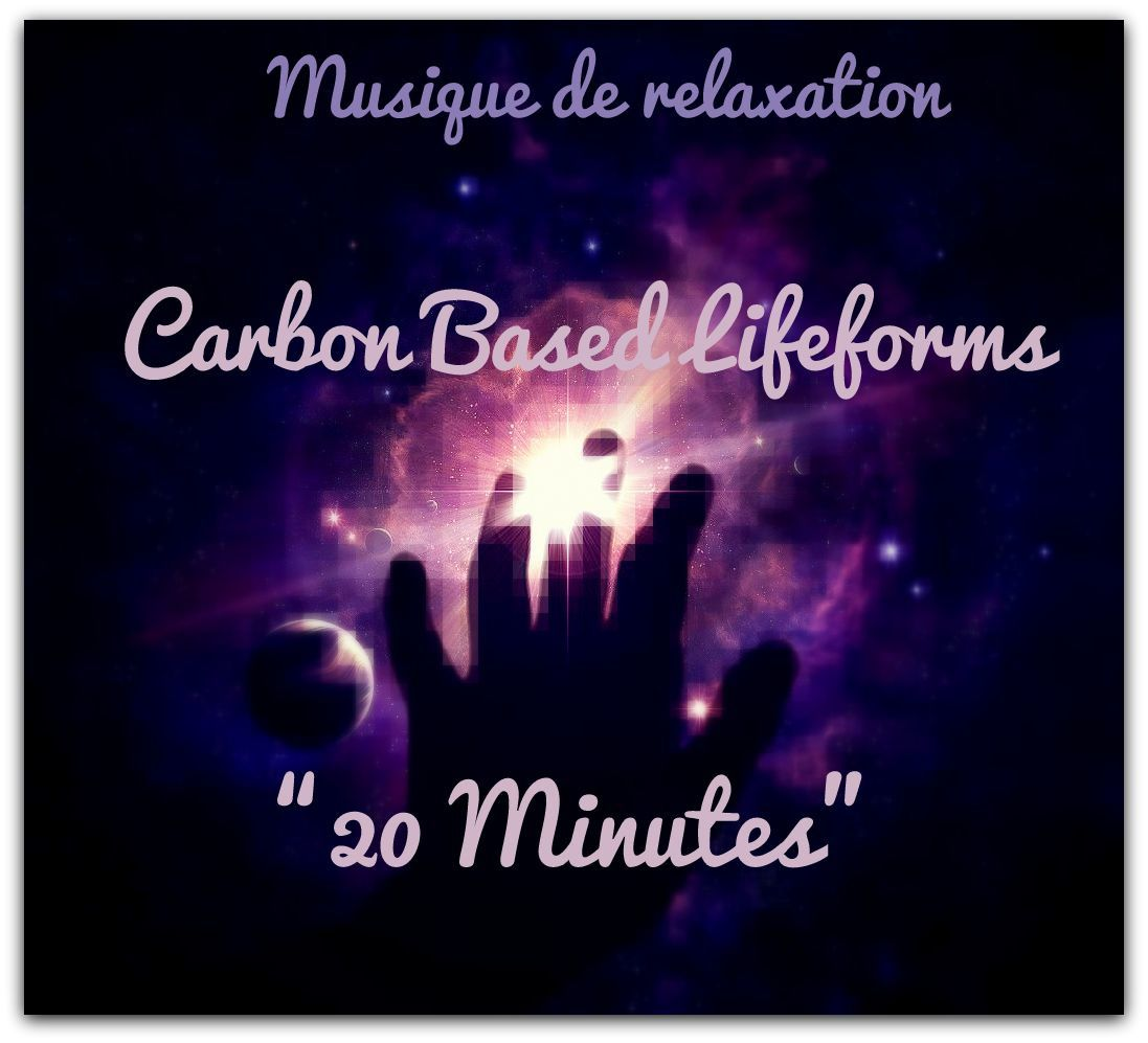 "Musique de relaxation: Carbon Based Lifeforms - ""20 Minutes"""