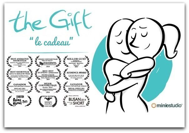 Film d'animation: The Gift (le cadeau)