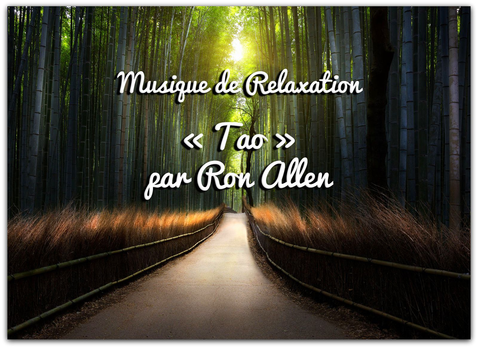 Relaxation: Tao - Ron Allen