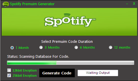 spotify waiting to download