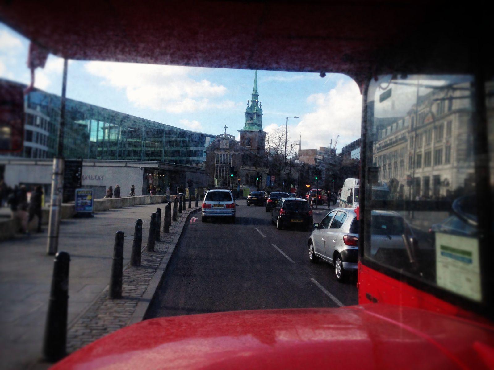 Un tour de bus à l'ancienne!