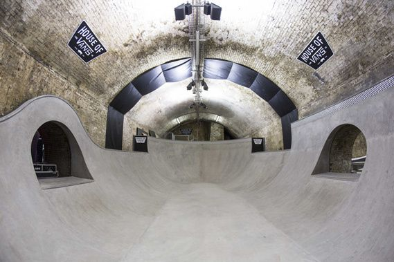 THE HOUSE OF VANS - LONDRES