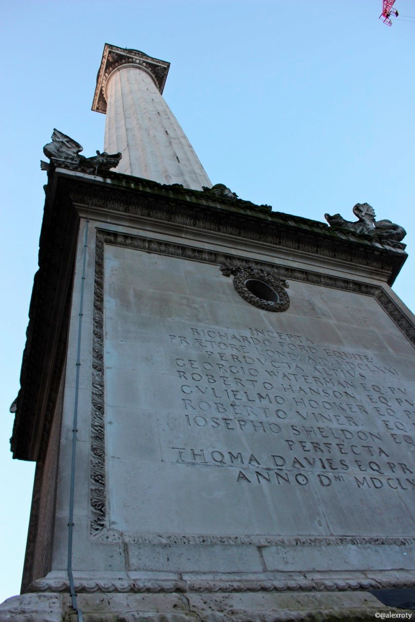 VISITER THE MONUMENT