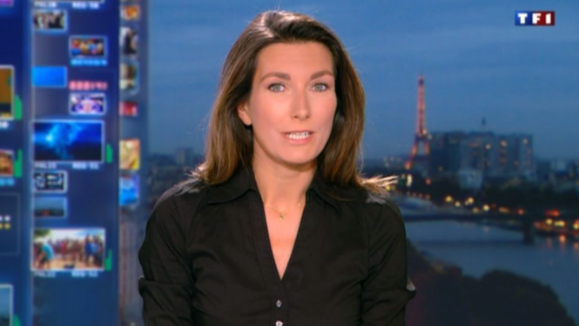 2013 09 15 - 20H00 - ANNE-CLAIRE COUDRAY - TF1 - LE 20H