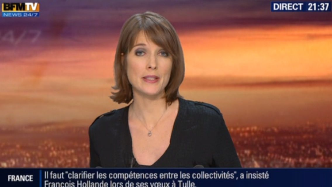 21H11 - LUCIE NUTTIN - BFM TV - WEEK-END 360
