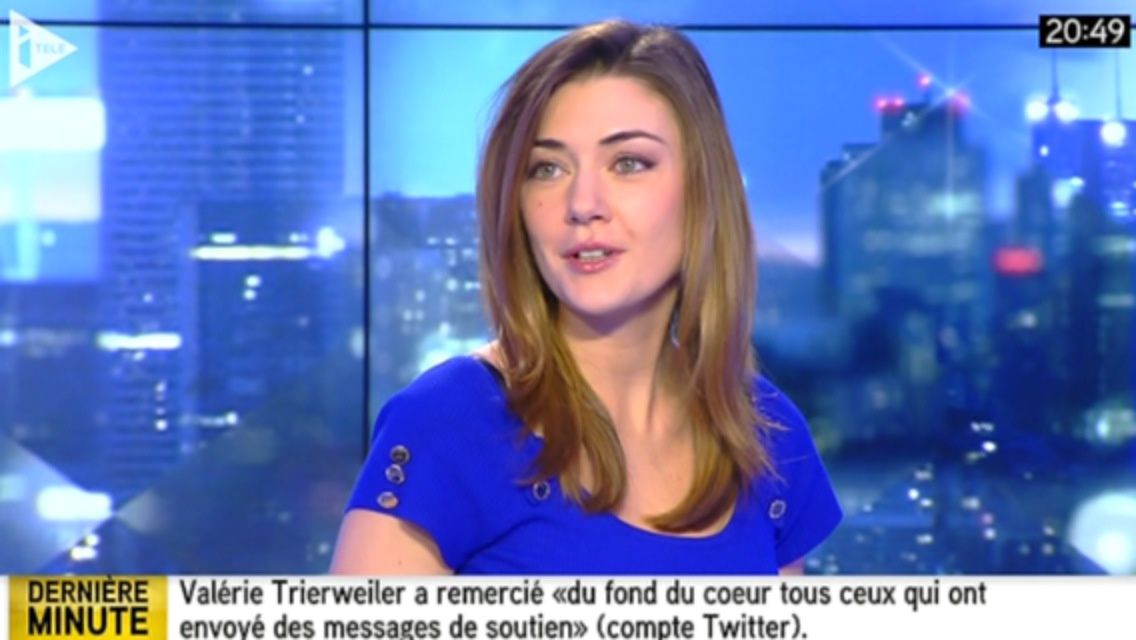 20H29 - FLORENCE O'KELLY - ITELE - INTEGRALE WEEK-END