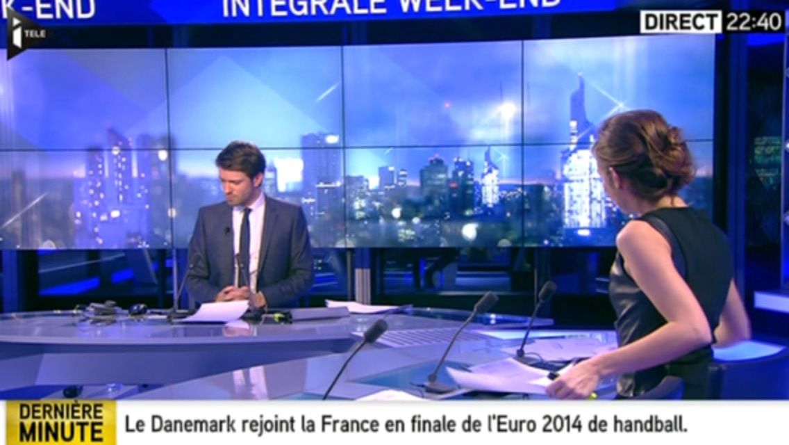 22H00 - ALICE DARFEUILLE - INTEGRALE WEEK-END