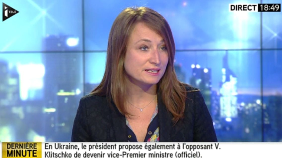 18H45 - CAMILLE LANGLADE - ITELE - INTEGRALE WEEK-END
