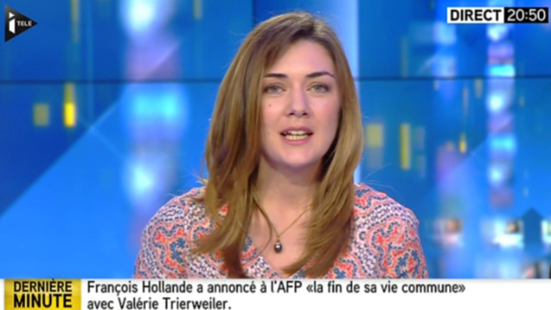 20H46 - FLORENCE O'KELLY - ITELE - EDITION SPECIALE
