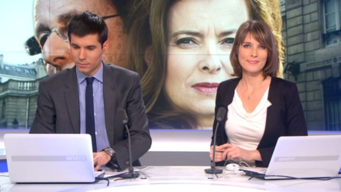 21H30 - LUCIE NUTTIN - BFM TV - EDITION SPECIALE