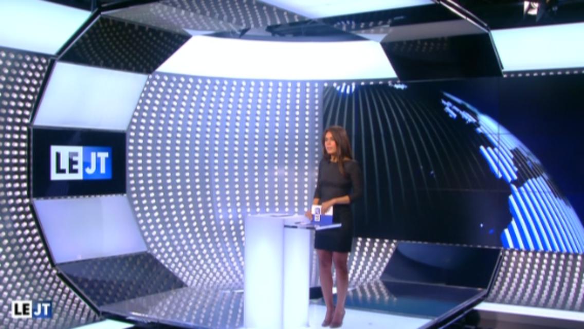 2015 09 04 - EMILIE TRAN NGUYEN pour LE JT DE CANAL +