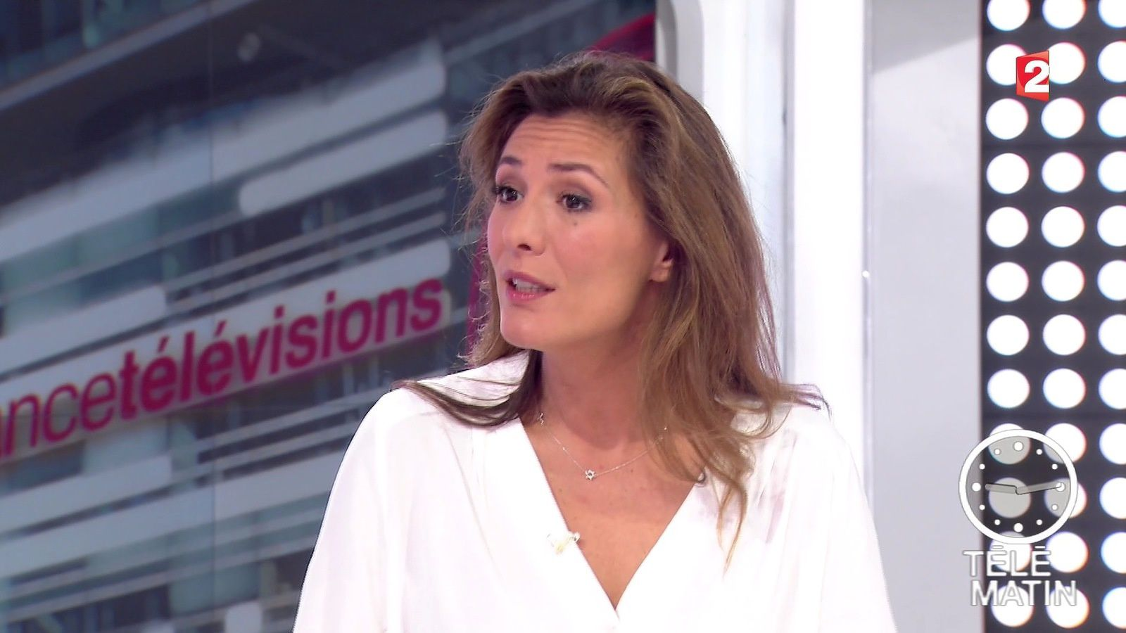 marie mamgioglou dans telematin le 2016 04 15 sur france 2. Black Bedroom Furniture Sets. Home Design Ideas