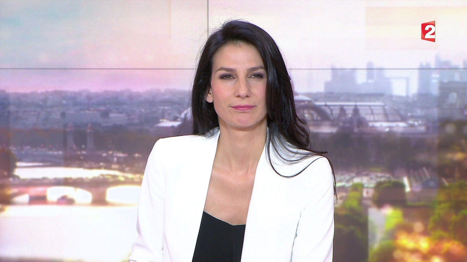 LE 20H WEEK-END de MARIE DRUCKER le 2016 06 17 sur FRANCE 2