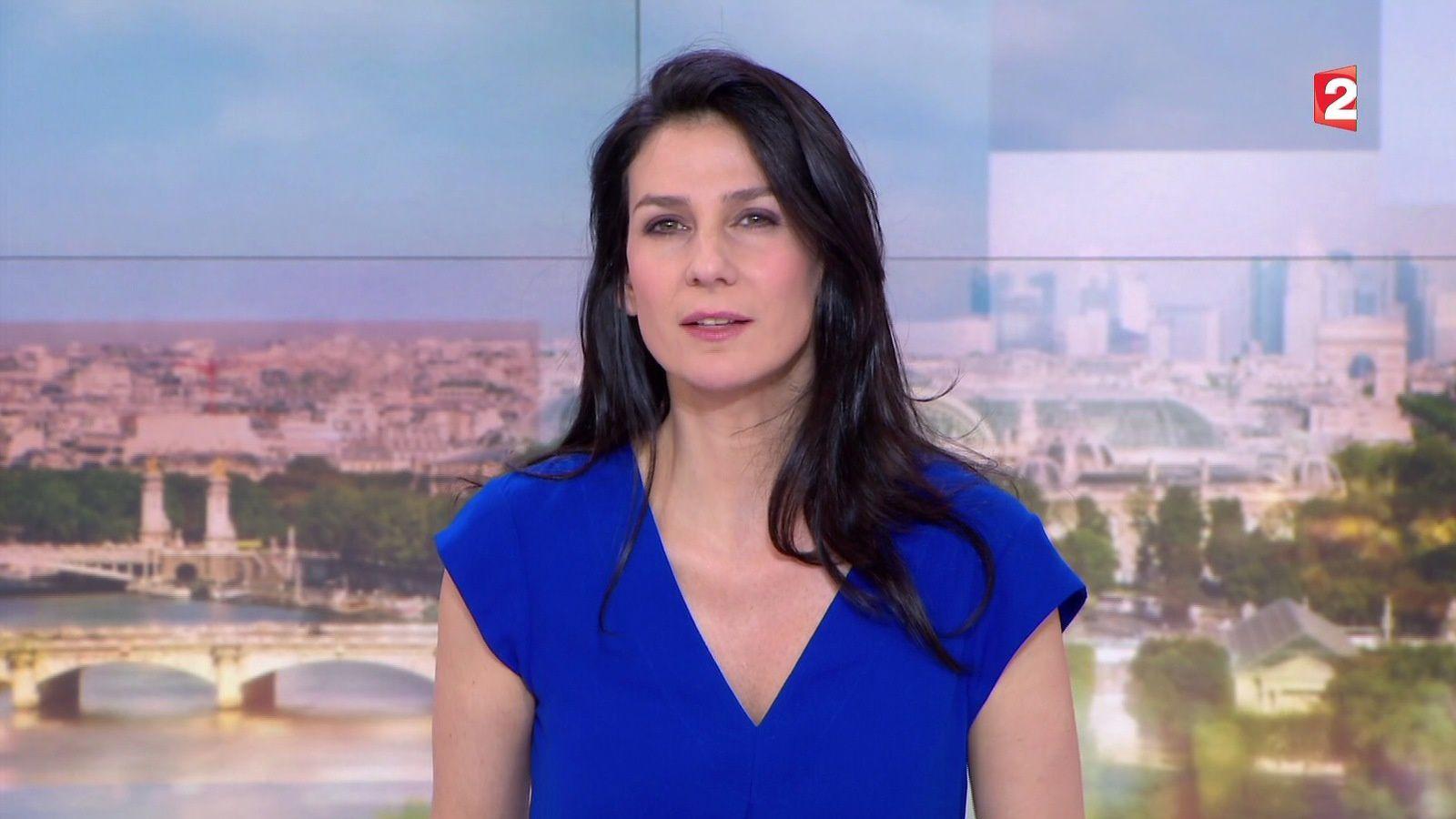LE 13H WEEK-END de MARIE DRUCKER sur FRANCE 2 le 2016 06 18