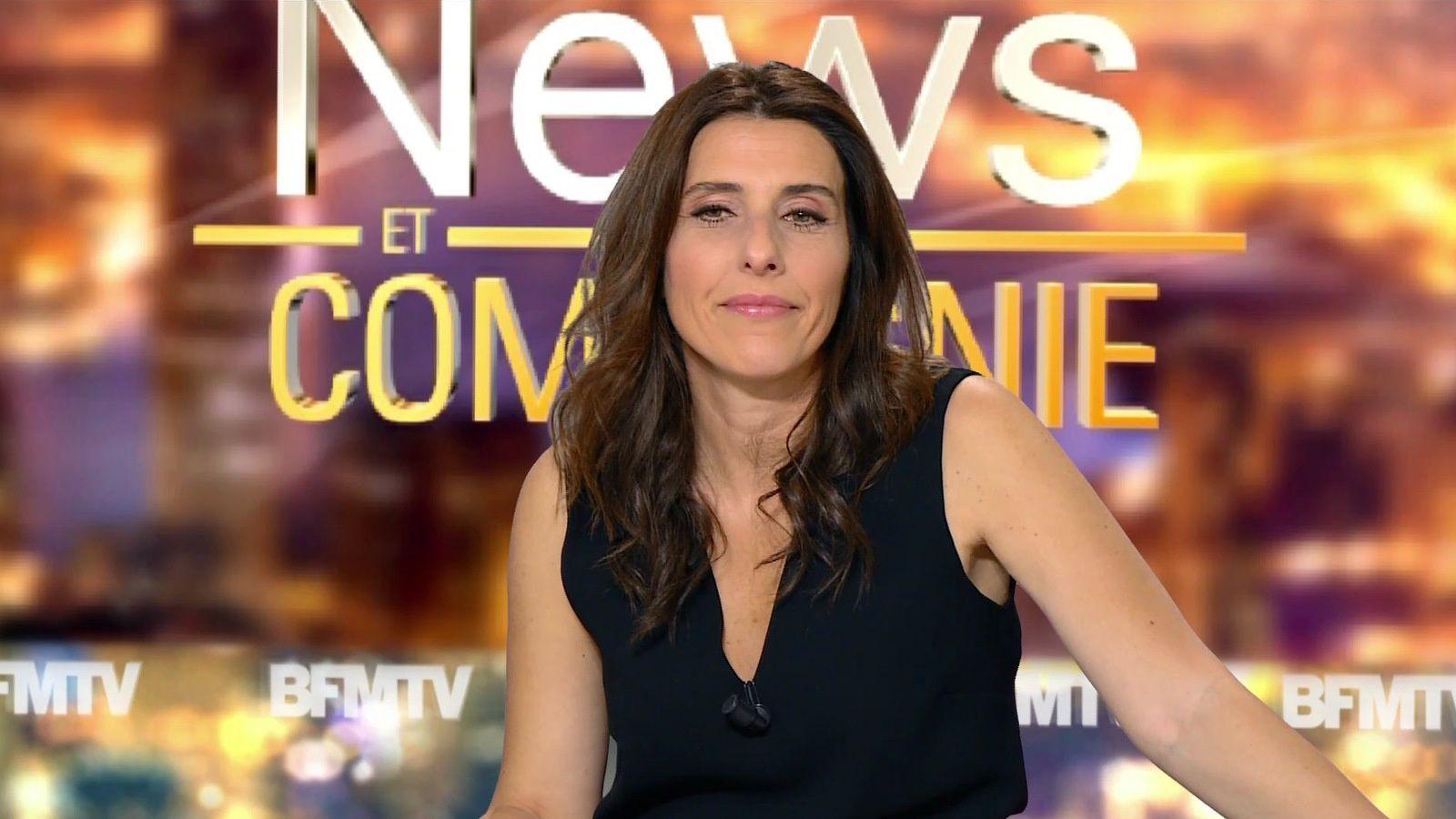 NATHALIE LEVY pour NEWS ET COMPAGNIE le 2016 06 30 sur BFM TV