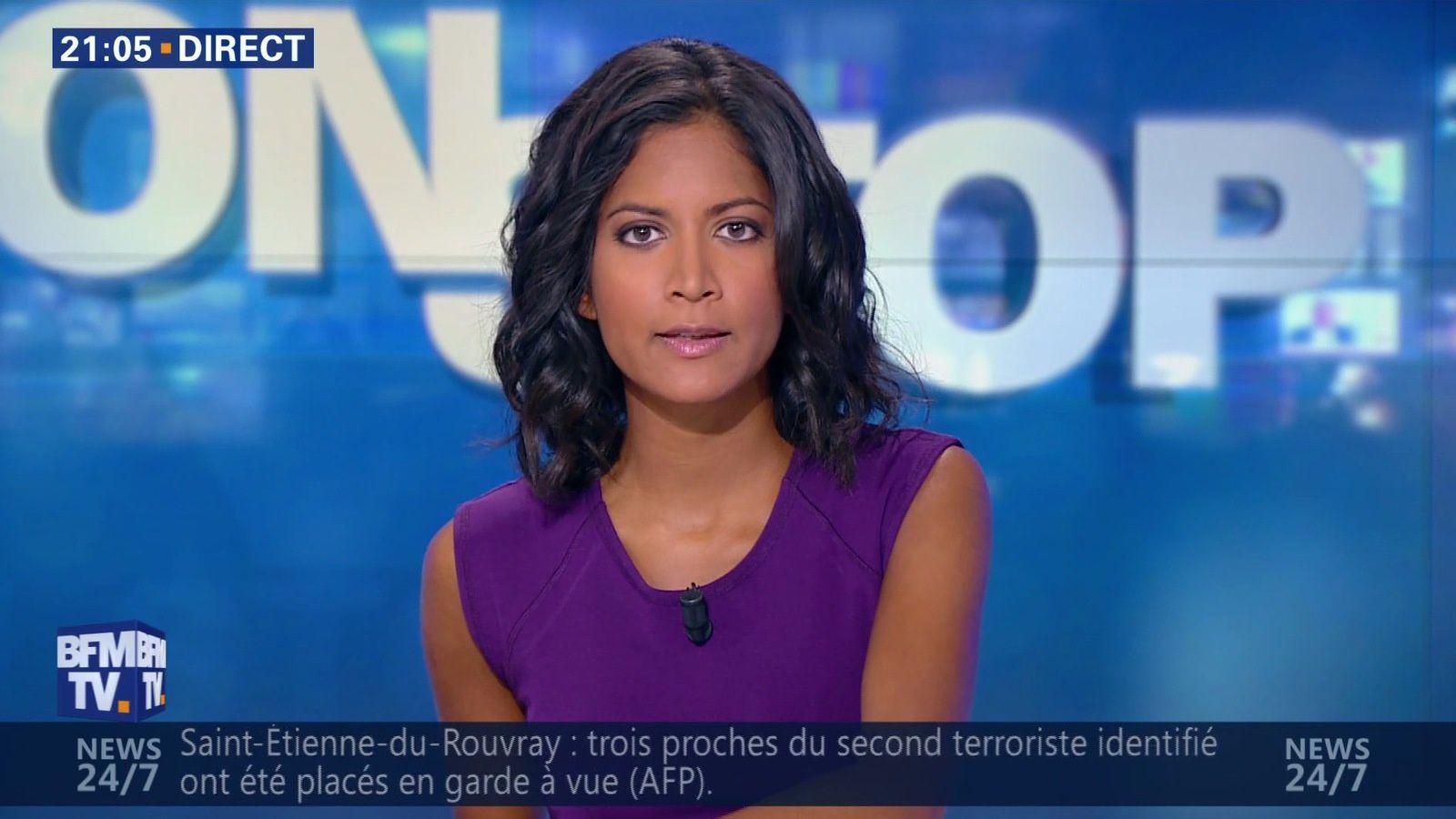 AURELIE CASSE pour NON-STOP le 2016 07 28 sur BFM TV