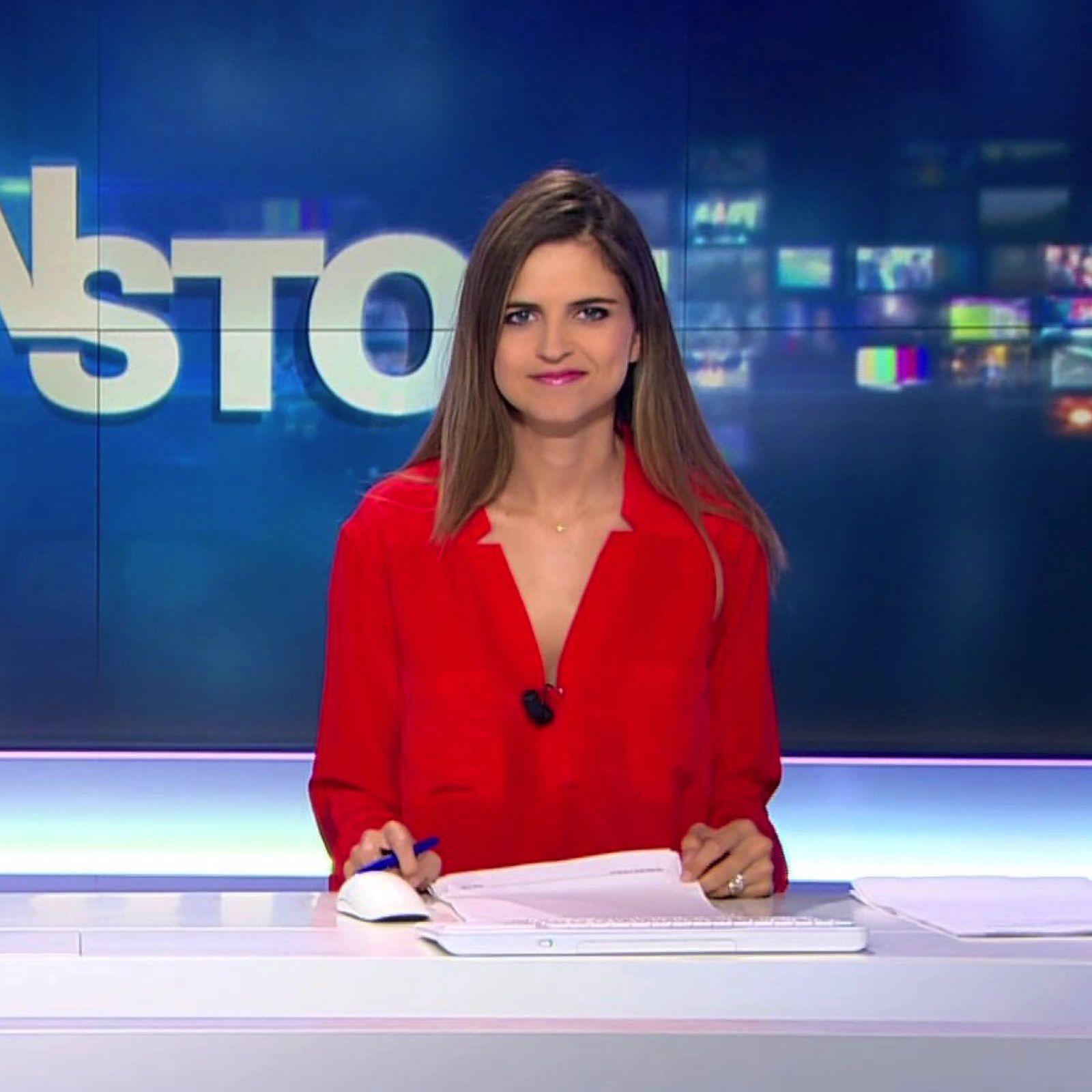 MARGAUX DE FROUVILLE pour NON-STOP le 2016 07 29 sur BFM TV