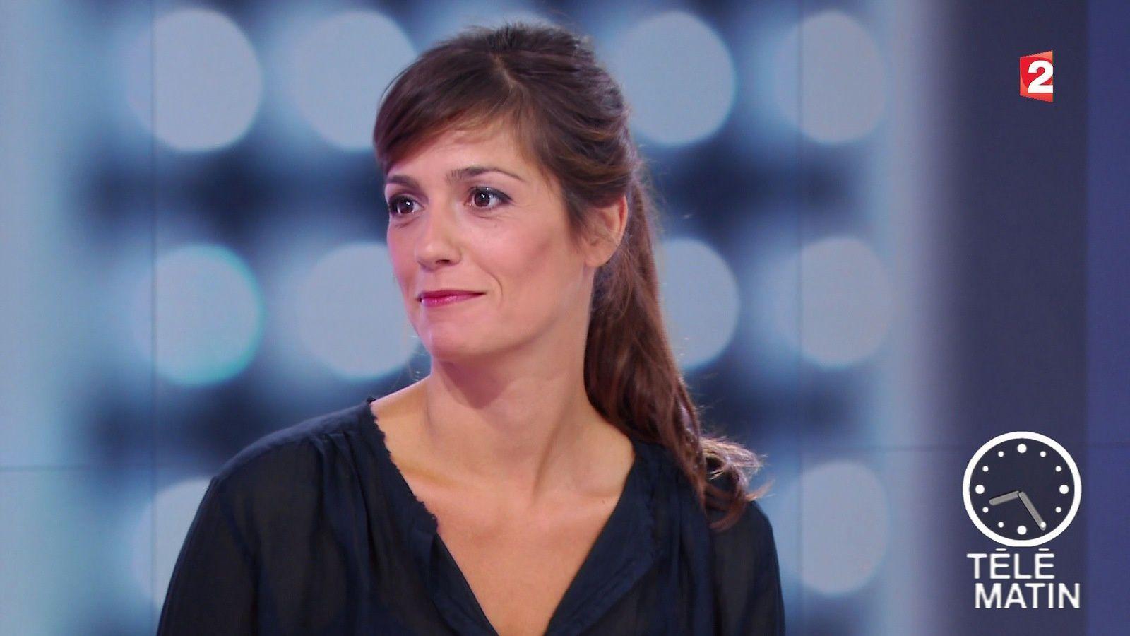 TANIA YOUNG @telematin @France2tv ce matin #vuesalatele