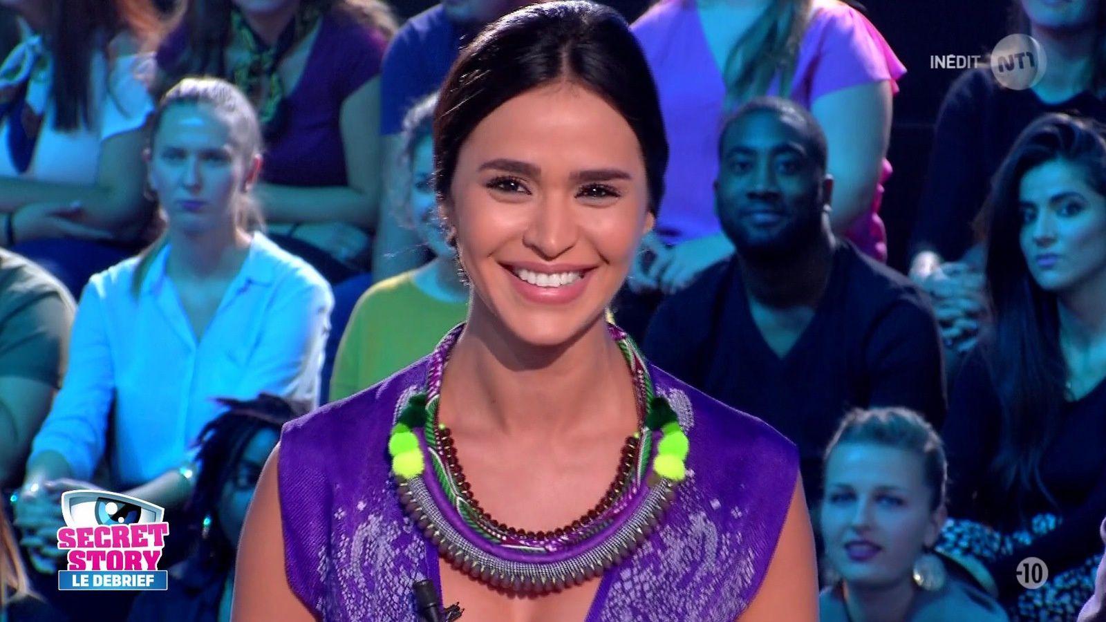 LEILA BEN KHALIFA ❤️❤️❤️❤️❤️ @LeilaBenKhalifa ce soir @nt1 @SecretStory_TF1 #SS10 #vuesalatele