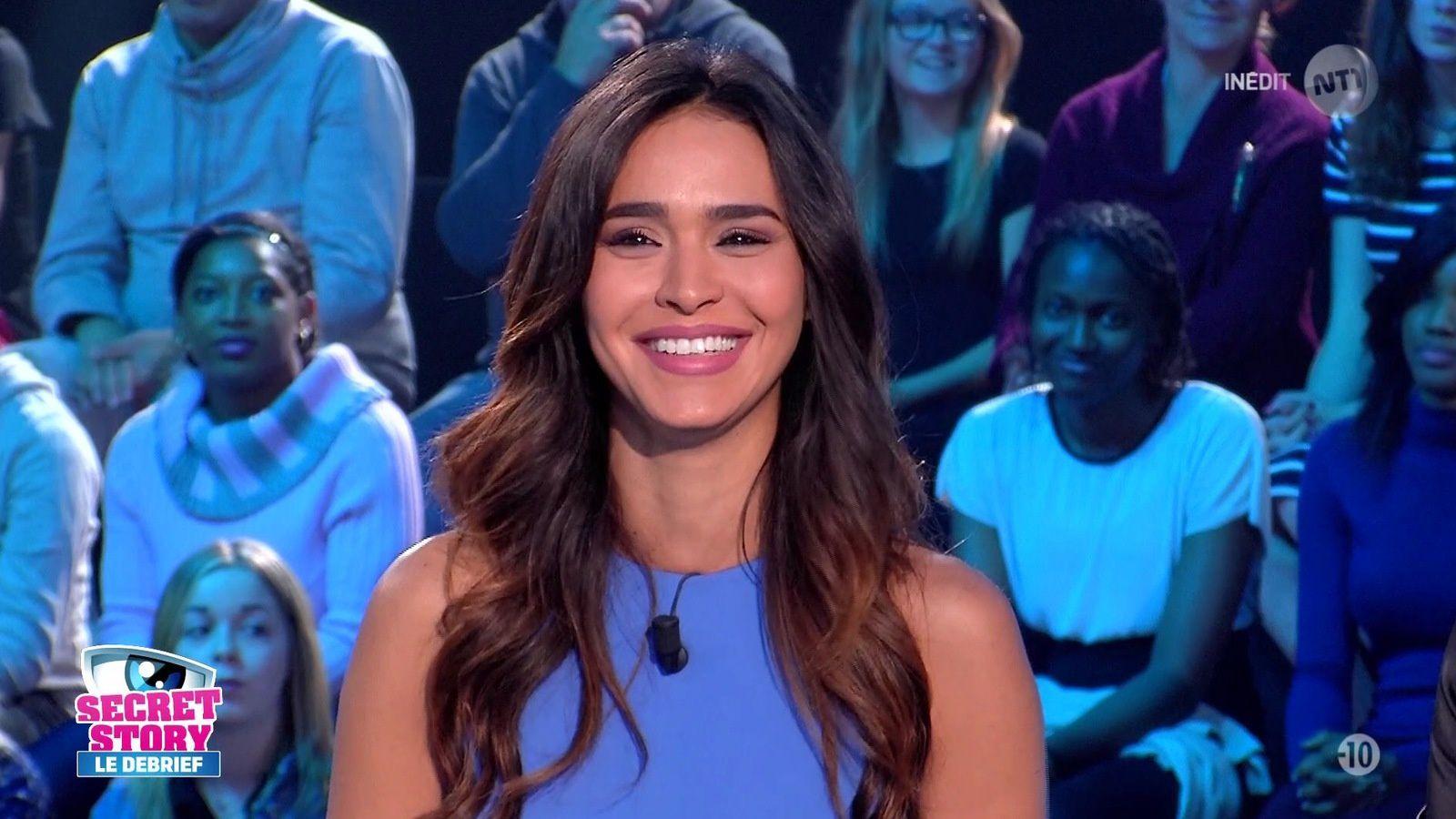 LEILA BEN KHALIFA ����� @LeilaBenKhalifa ce soir @nt1 @SecretStory_TF1 #SS10 #vuesalatele