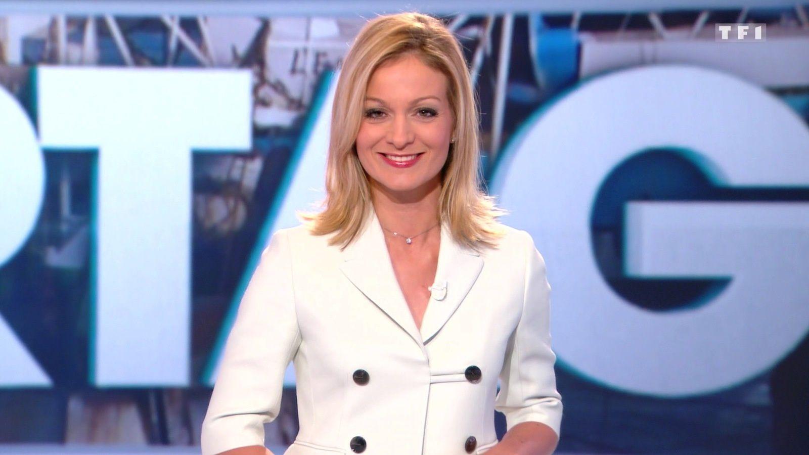 � ✨ AUDREY CRESPO-MARA ✨ @audrey_crespo le 2016 12 24 @TF1 pour GRANDS REPORTAGES #vuesalatele