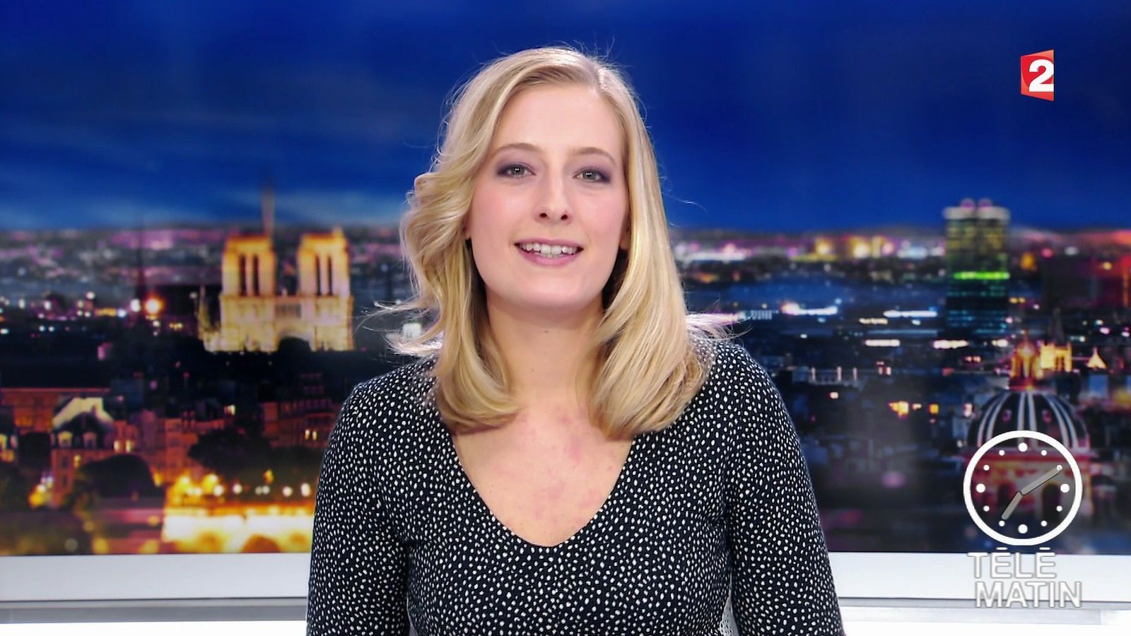 alexia mayer pour le jt de 7h telematin france2tv ce. Black Bedroom Furniture Sets. Home Design Ideas