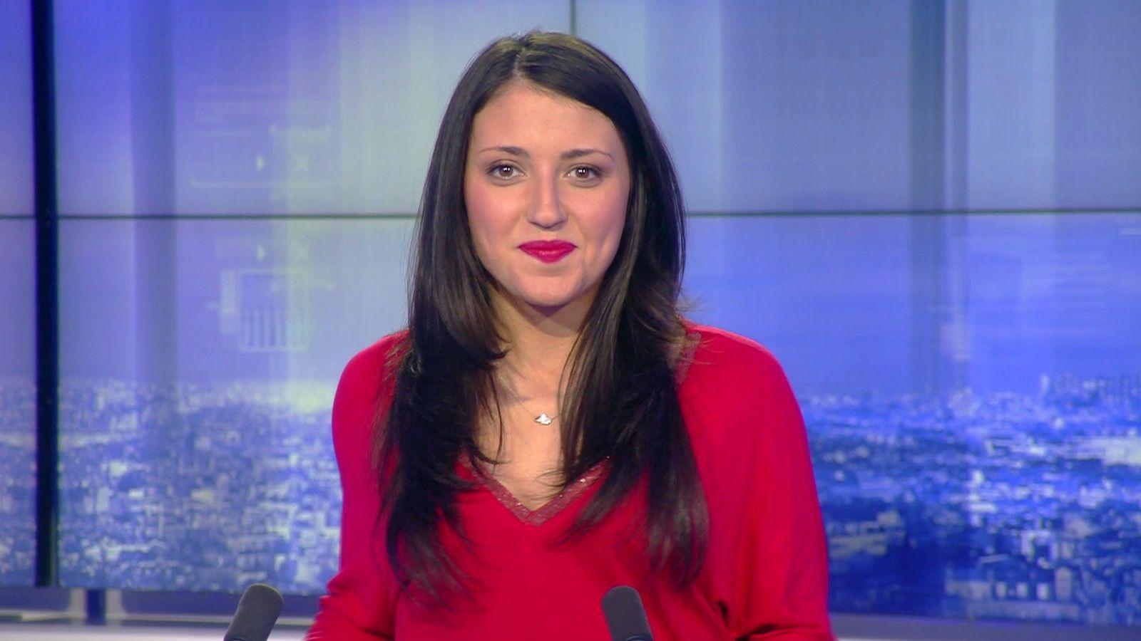 �11 SONIA CARNEIRO ��� @SoniaaCarneiro pour LES SPORTS cette nuit @itele #vuesalatele