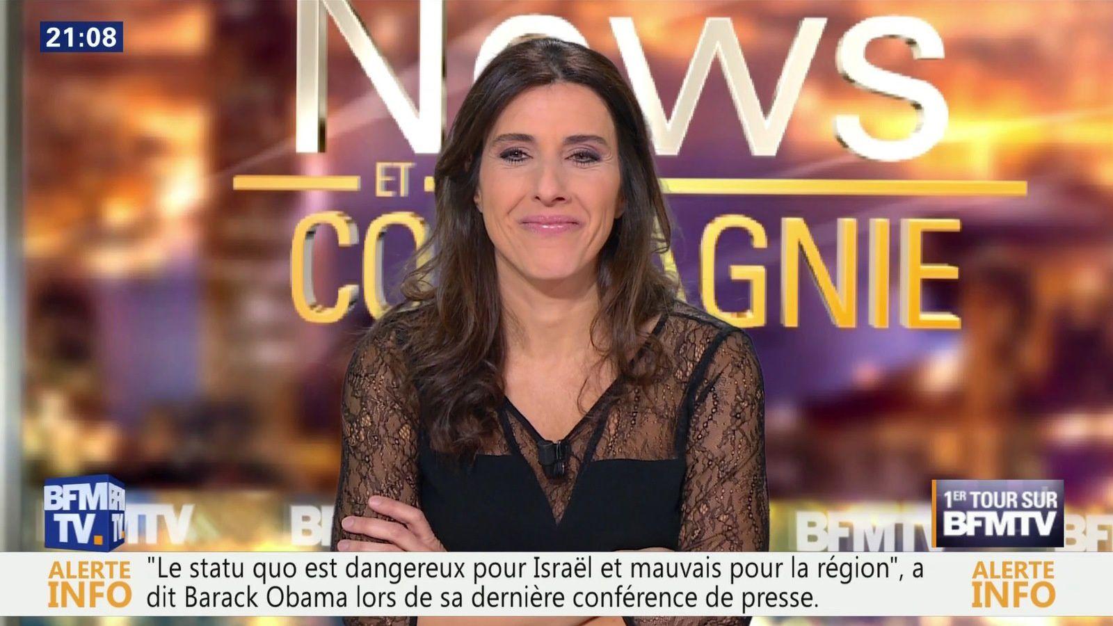 �8 NATHALIE LEVY @NathalieLevyNC @nthl_l @JohannaCarlosD8 ce soir pour #newsetco @bfmtv #vuesalatele