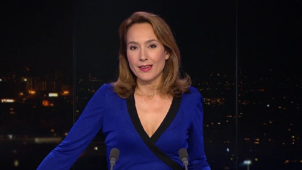 �8 STEPHANIE ANTOINE @StphAntoine pour PARIS DIRECT ce soir @France24_fr @FRANCE24 #vuesalatele