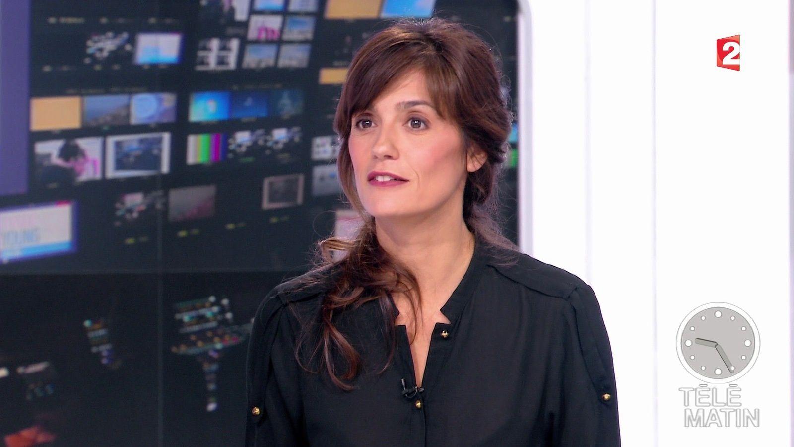 �6 TANIA YOUNG @telematin @France2tv ce matin #vuesalatele