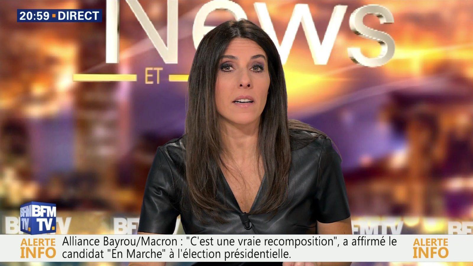 �7 NATHALIE LEVY @NathalieLevyNC @nthl_l @JohannaCarlosD8 ce soir pour #newsetco @bfmtv #vuesalatele
