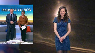 �8 �3 DANIELA PREPELIUC @Dana_Prepy @JohannaCarlosD8 pour LA METEO @delaylatour ce matin @BFMTV #vuesalatele