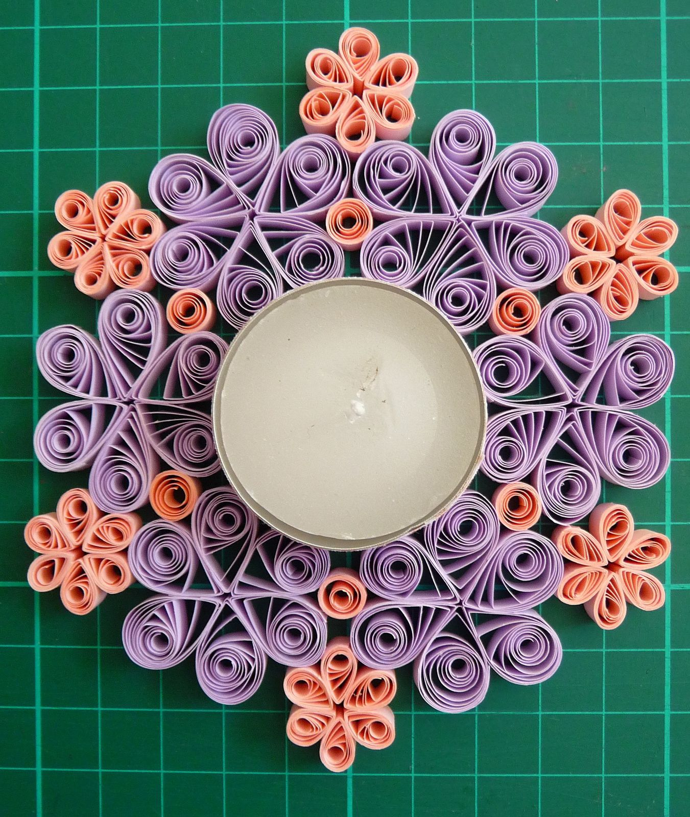 Tutoriel &quot&#x3B;Photophore quilling&quot&#x3B;