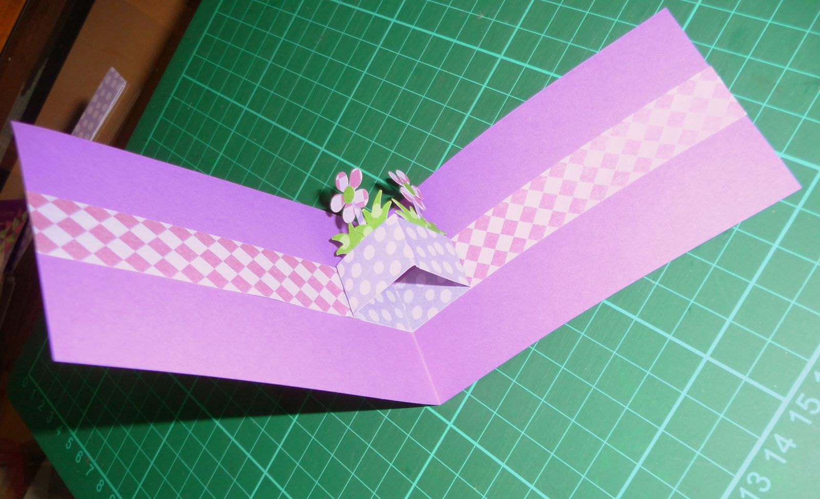 Tutoriel &quot&#x3B;Carte pop-up 5 mn&quot&#x3B;