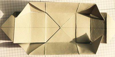 Fiche technique: Boîte à secret / à cadeaux