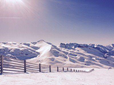 De retour d'une semaine aux Deux Alpes
