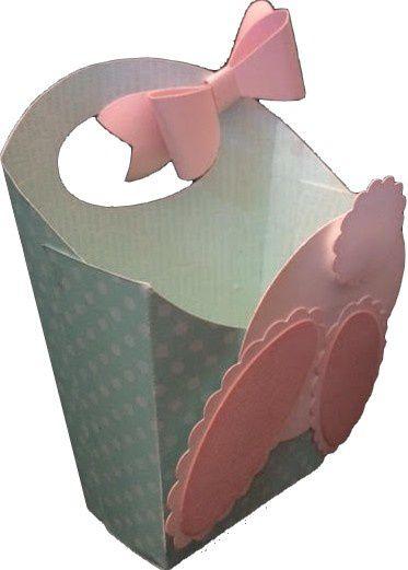 Un boite gourmande pour Pâques