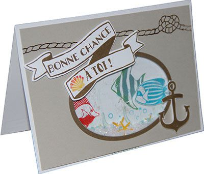 Seaside Shore by Stampin'Up!