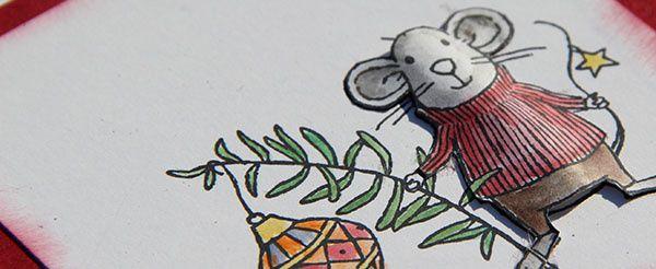 Blog Hop des Créatives, vive Noël