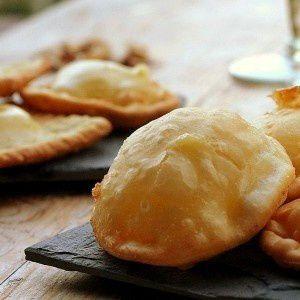 mille et une p 226 te raviolis frits au cantal fashionutile